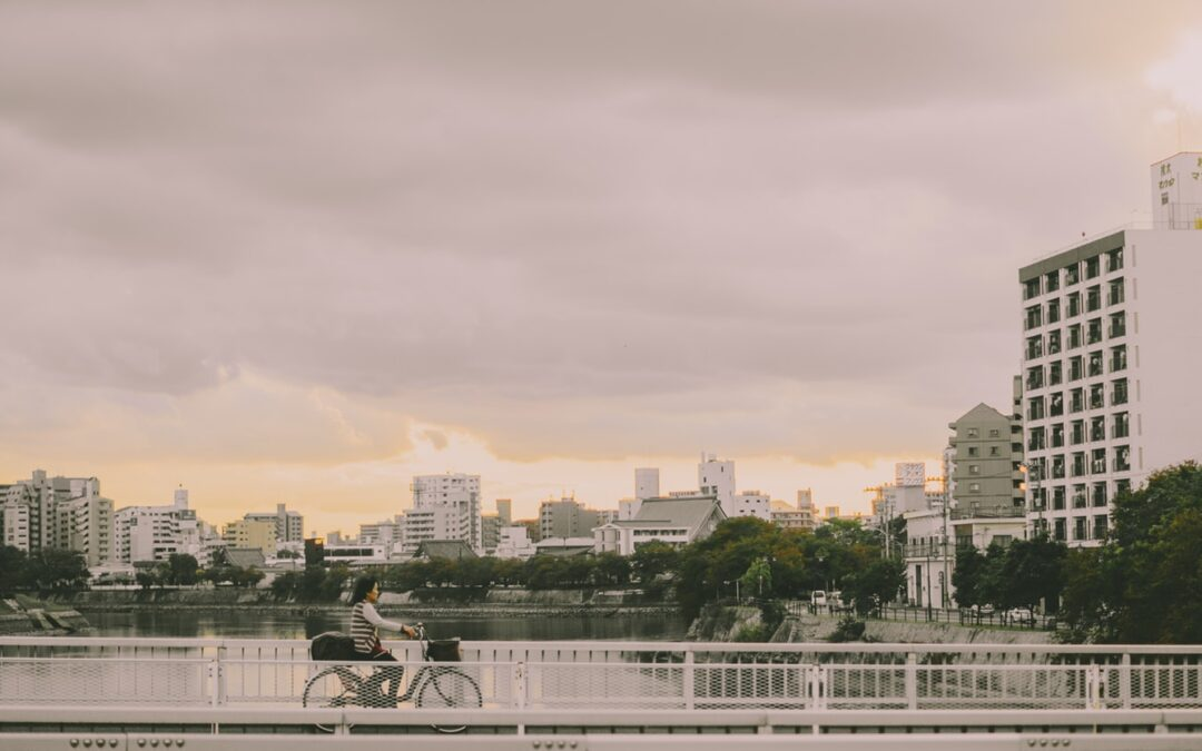 Biking in Our Land