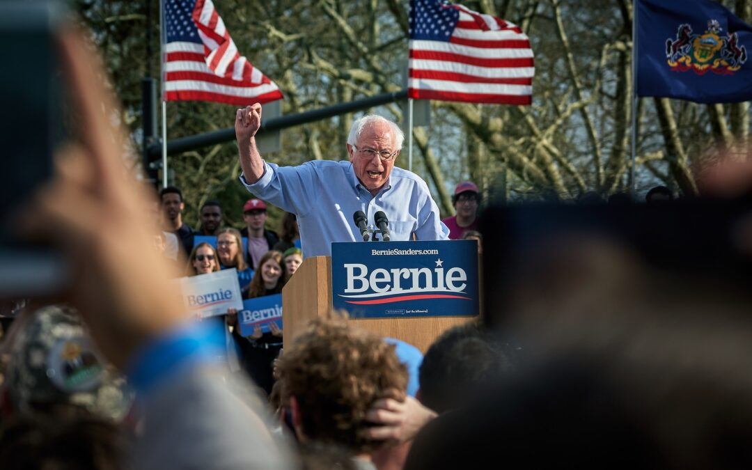 The Virus and the Vote: A Case for Bernie Sanders to End His Presidential Bid